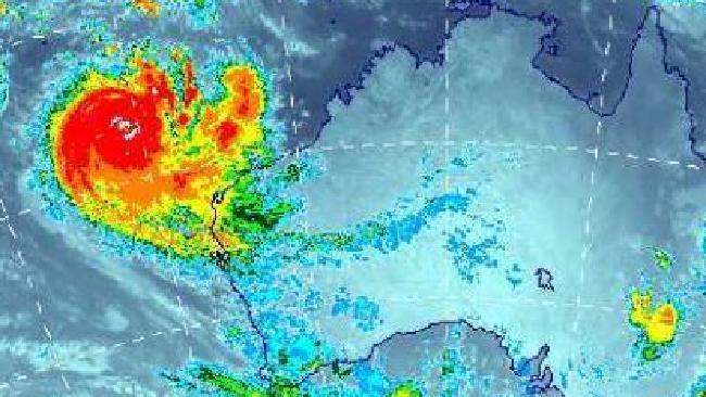 Cyclone Quang.